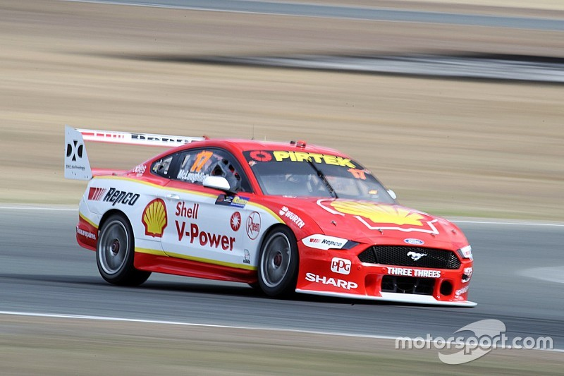 Ipswich Supercars: McLaughlin tops opening practice