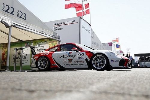 Porsche Mobil 1 Supercup Hockenheim: Antrenmanlarda Ammermüller lider, Ayhancan 5.