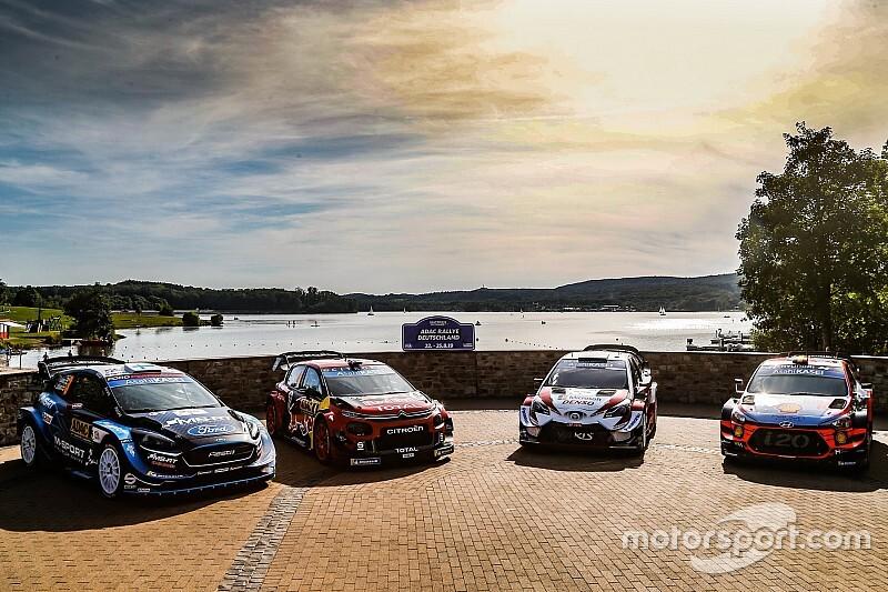 FIA quiere 20 coches oficiales en el WRC en cinco años