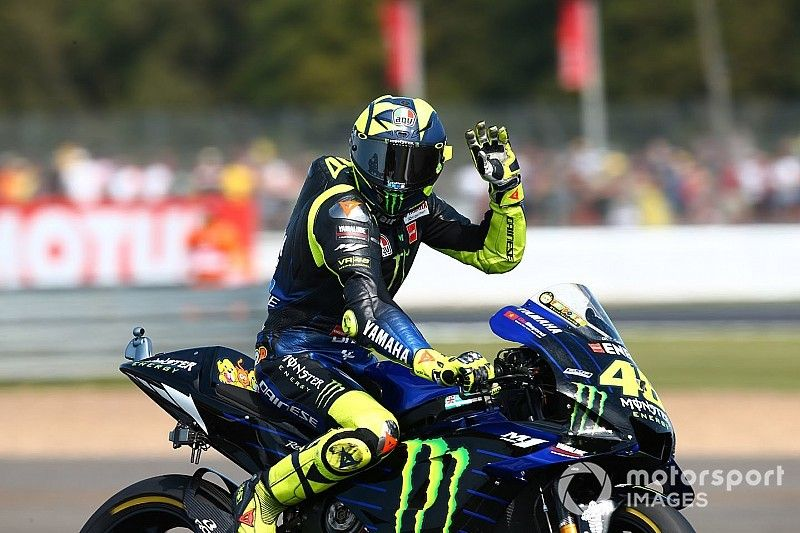 Rossi: Yamaha updates what I've wanted for over two years
