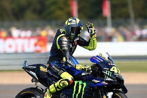 """Rossi sobre atualizações da Yamaha: """"São coisas que tenho pedido nos últimos dois anos"""""""