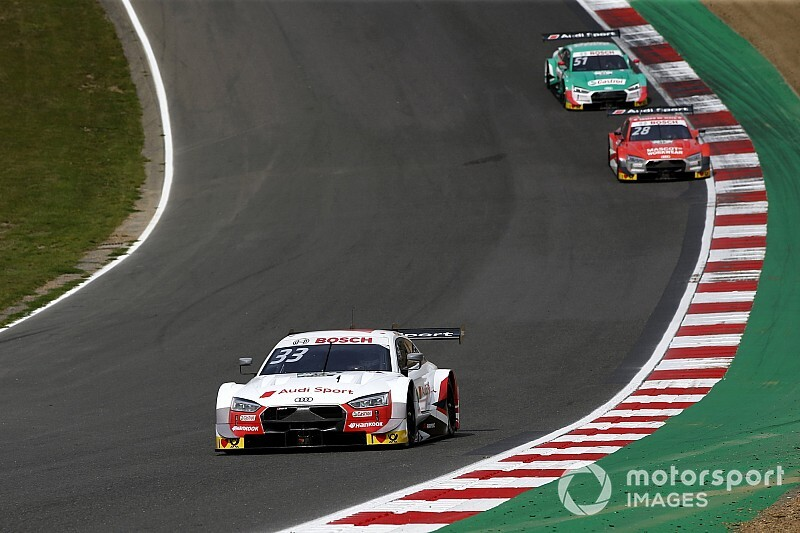 Audi reveals drivers for DTM-Super GT joint race