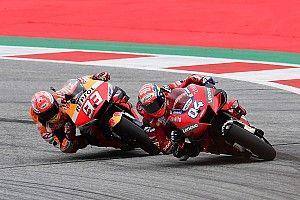 MotoGP: Dovizioso passa Márquez na última curva e vence corrida épica na Áustria