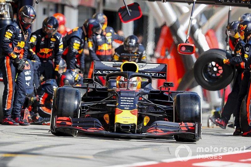 Brundle denkt dat Red Bull het achteraf anders had gedaan