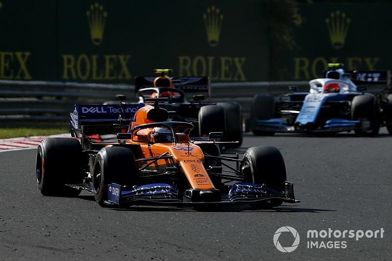 Sainz : Les teams de F1 sont plus différents qu'il n'y paraît