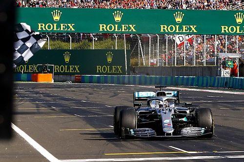 GP Hongaria: Strategi jitu, Hamilton kalahkan Verstappen