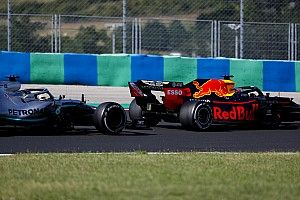 "Verstappen: Hamilton push showed ""how much margin"" Mercedes has"