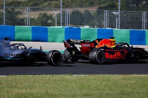 Verstappen: Mustahil membendung Hamilton