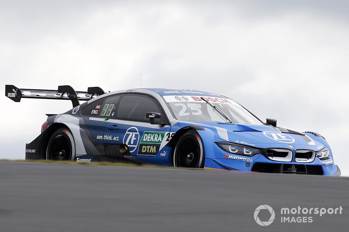 DTM Nurburgring testi: Sabah bölümünde Eng lider, Kubica 9. sırada
