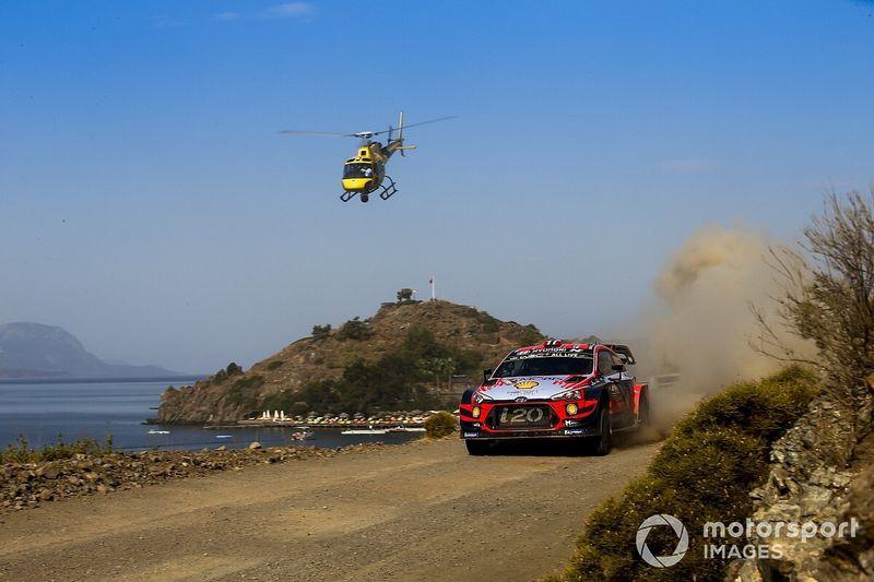 Turkey date change opens door for Belgian WRC round