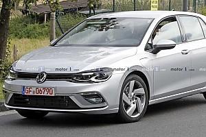 Yeni jenerasyon Volkswagen Golf ortaya çıktı!