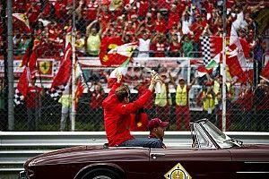 """Binotto: """"Ferrari, Vettel'i seviyor"""""""
