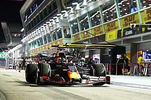 """Verstappen spreekt van sterk begin: """"Maar Hamilton is ook snel"""""""