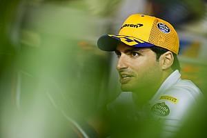 """Sainz: """"Hulkenberg debería estar en F1 hasta que él quisiera"""""""