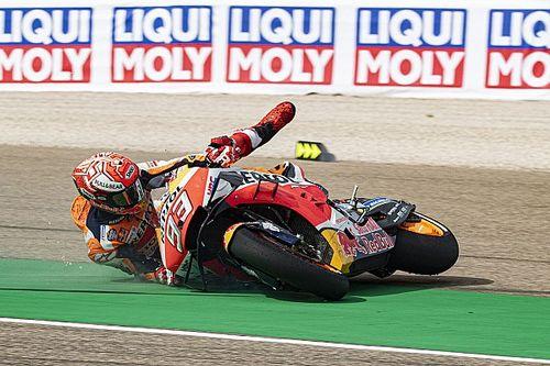 """Márquez: """"En Austin también parecía que había ganado la carrera el jueves y me caí"""""""