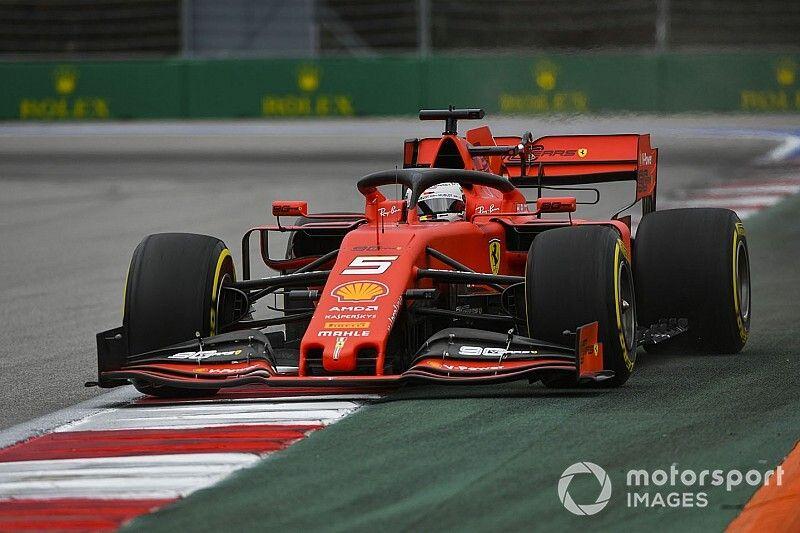 Geen grote aerodynamische updates meer, Ferrari focust op 2020