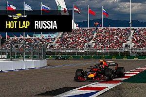 F1 2019: come si affronta la curva più lunga del Mondiale