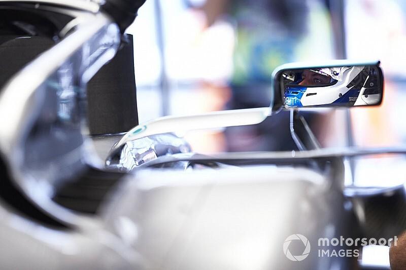 Új aerodinamikai csomaggal készülhet a Mercedes Szuzukára