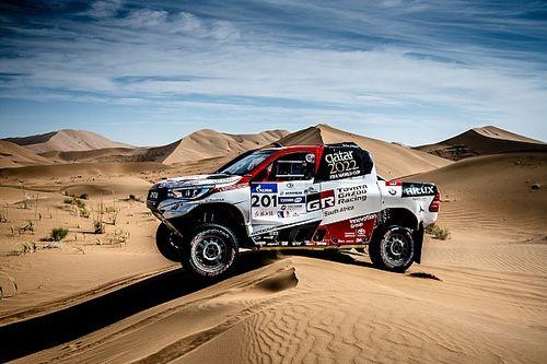 Sunderland y Al Attiyah conquistan el Silk Way Rally 2019