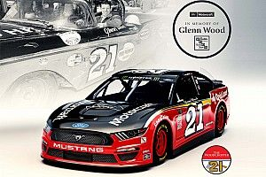 Wood Brothers' Darlington throwback scheme honors Glenn Wood