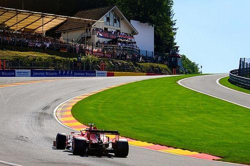 تغطية مباشرة لسباق جائزة بلجيكا الكبرى 2019