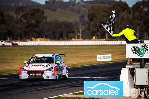 Winton TCR: Sunday clean sweep for Brown