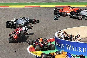 """Verstappen : Le problème des départs est """"dur à régler"""""""