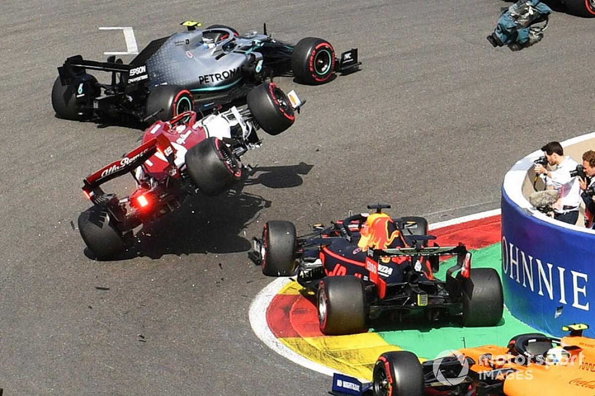 Где и когда смотреть Гран При Бельгии Формулы 1. Расписание трансляций