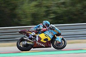 Moto2 Sachsenring: Vierde zege voor dominante Marquez
