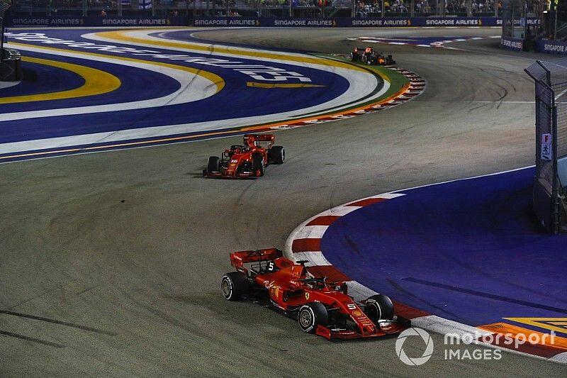 Leclerc: Entiendo mejor la estrategia de Singapur