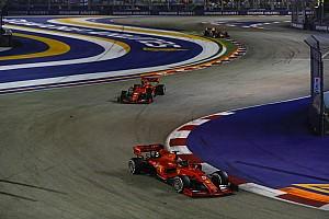 """Leclerc: """"Begrijp nu meer van situatie in Singapore"""""""