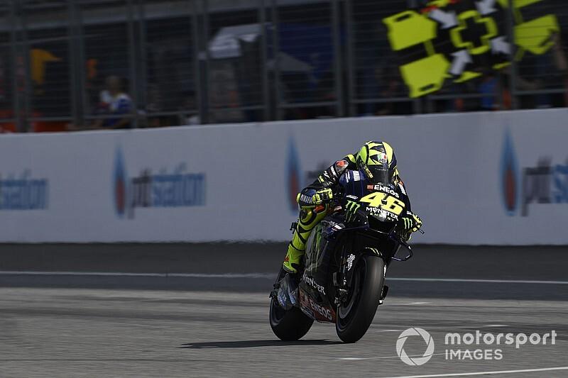 Déçu, Rossi prévoit un changement pour Motegi
