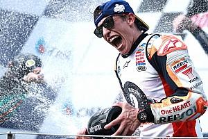 Statistiek: De duizelingwekkende carrière van de jarige Marquez