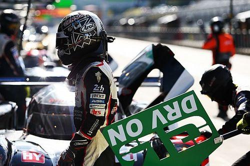 トヨタ7号車、僚友8号車から33秒差の2位。小林可夢偉「ハンディが大きすぎた」