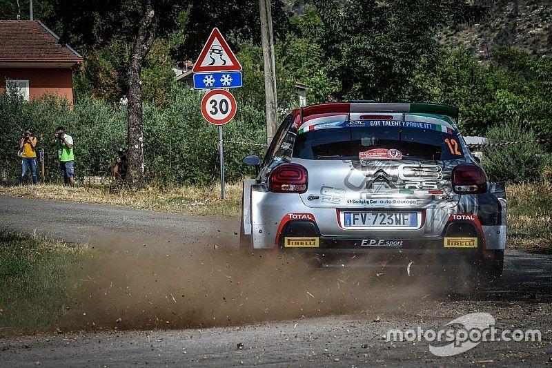 Rally Roma, PS4: Rossetti K.O, Crugnola fora, Basso va in testa!