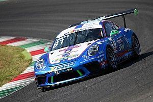 Carrera Cup Italia, Mugello: Cassarà vince in Michelin Cup, penalty a De Giacomi