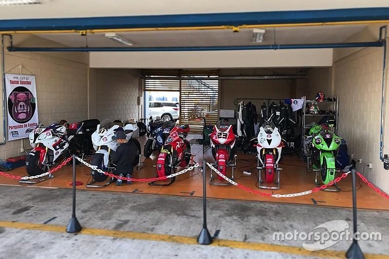 Piloto de 31 anos morre após acidente em prova do Goiás Superbike