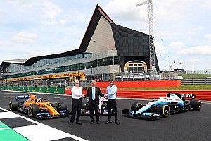 Silverstone seguirá en la F1 hasta 2024