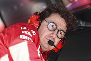 Бинотто предсказал Ferrari сложный старт сезона