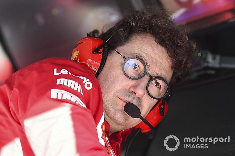 """Binotto: """"In Messico la Ferrari vuole pole e vittoria!"""""""