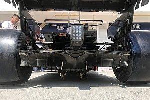 A McLaren a diffúzoron változtat a nagyobb terhelés érdekében