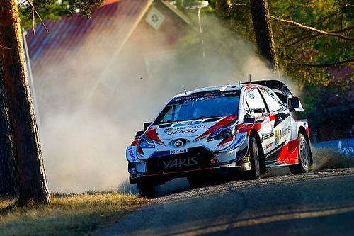 Finland WRC: Latvala leads, top four split by 2.6s