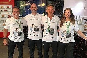 Formula Medicine: il dottor Ceccarelli festeggia 500 GP!