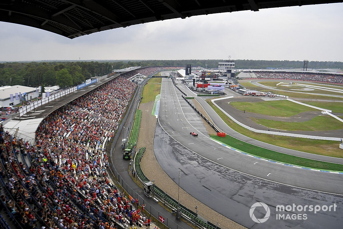 Why Formula 1 wouldn't miss Hockenheim