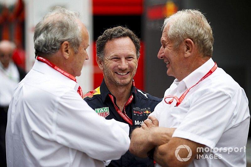 """Helmut Marko: """"Não sinto falta da Renault"""""""
