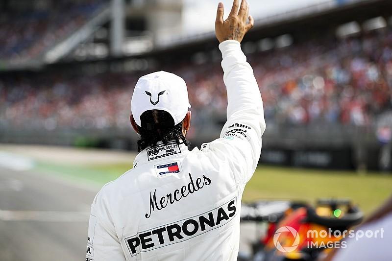 GALERIA: Confira o grid do GP da Alemanha em imagens