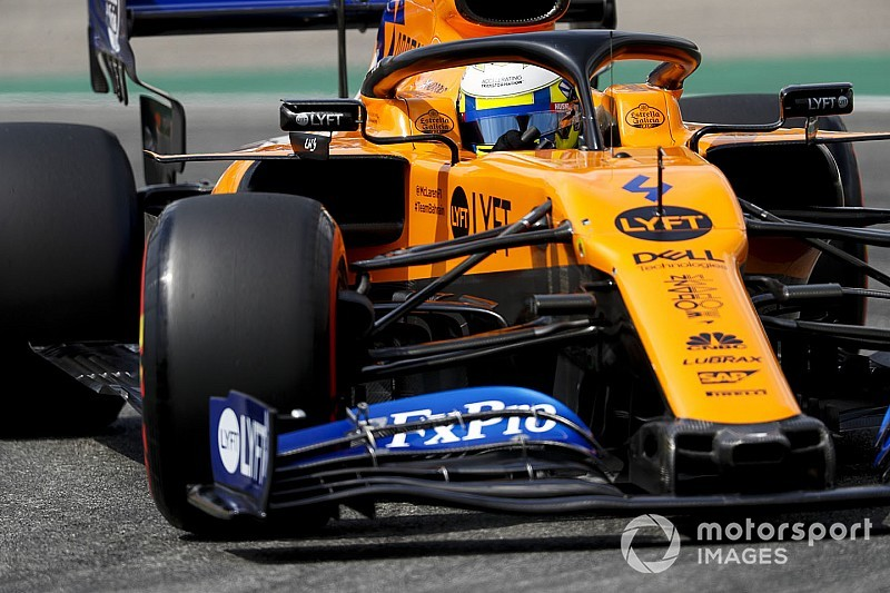 Norris feels he let McLaren down with Q1 exit