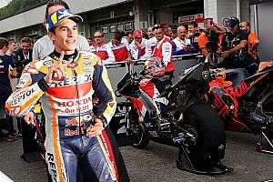 Marquez bealudt a nyugalomtól Brnóban
