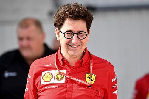 """Binotto ringrazia Vettel: """"Era importante rallentare Hamilton"""""""