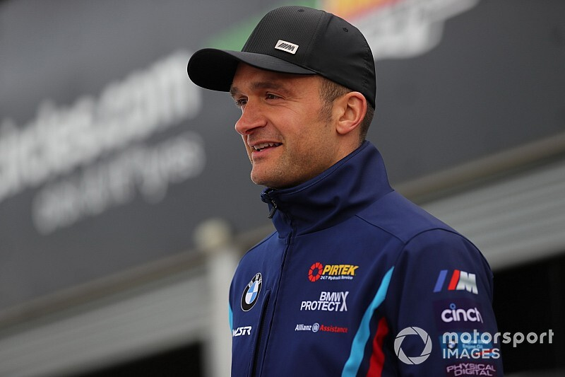 Turkington stays at WSR BMW for 2020 BTCC season